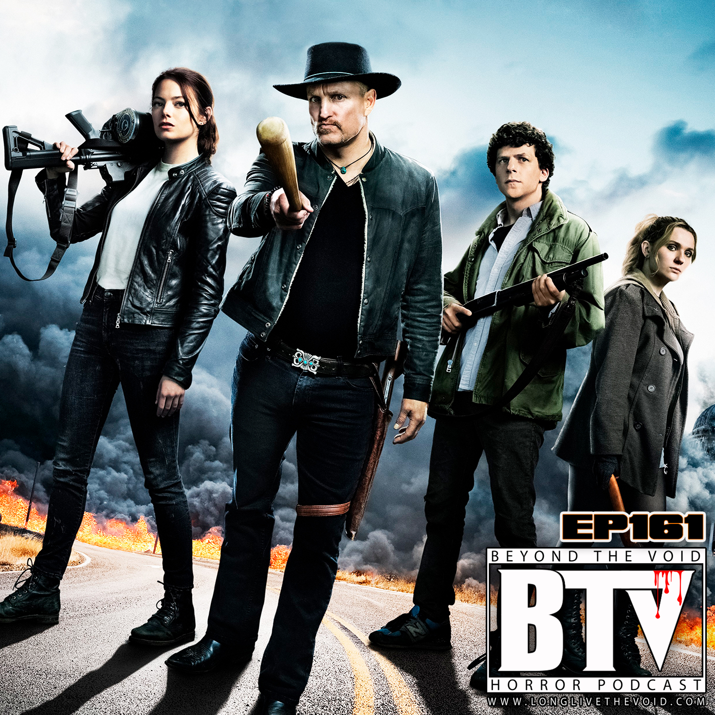 Ep161 Zombieland Double Tap 2019 Review Trivia
