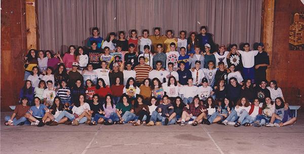 Nivonim 1993 25th Reunion -