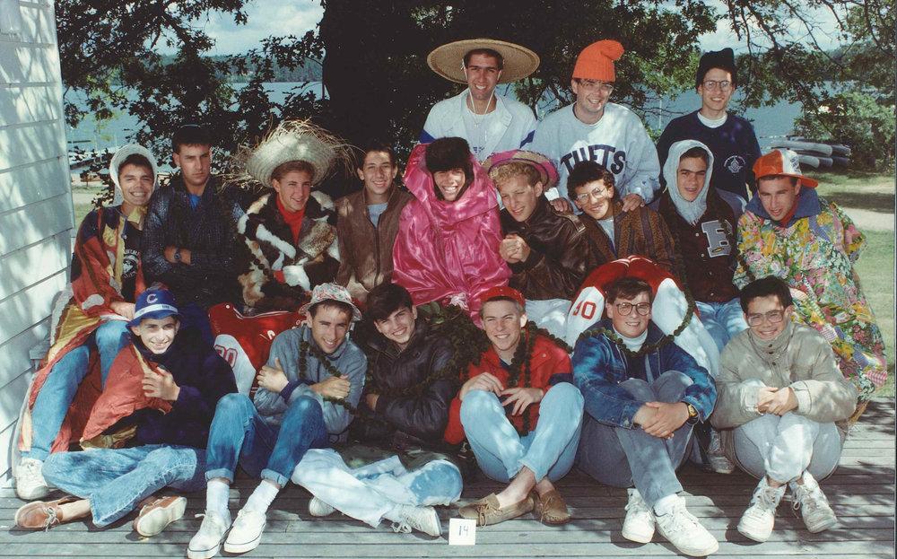 Cabin 14 1988