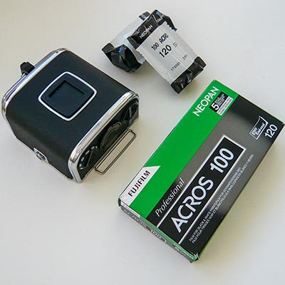 Fuji Neopan Acros 100 (120) | Leica C-Lux 2
