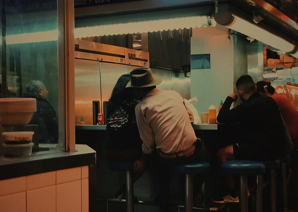 "Cowboy In Scene  | 6""x9"""