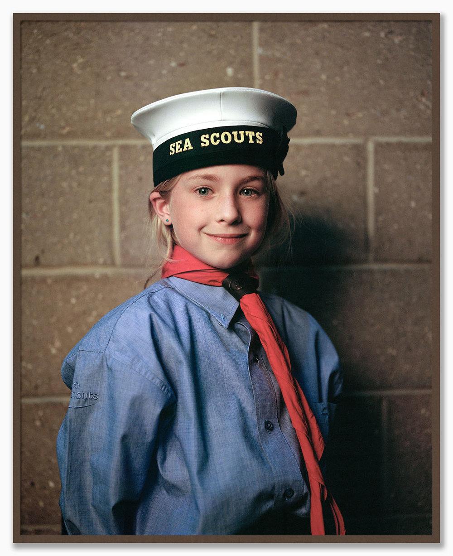 Untitled I. Sea Scout. England. Izzy de Wattripont_NoMat_Walnut.jpg