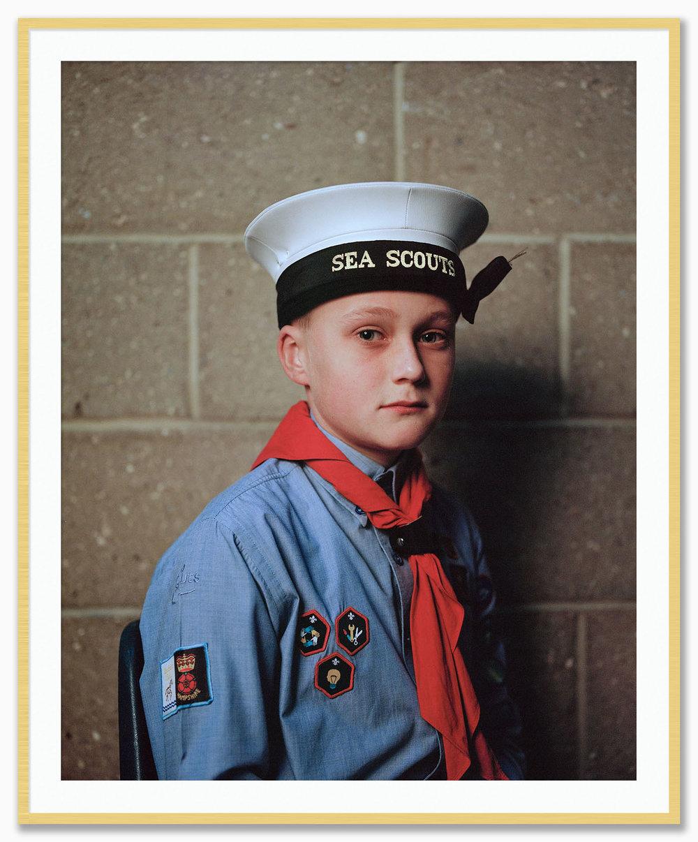 Untitled II. Sea Scout. England. Izzy de Wattripont _Mat_Gold.jpg