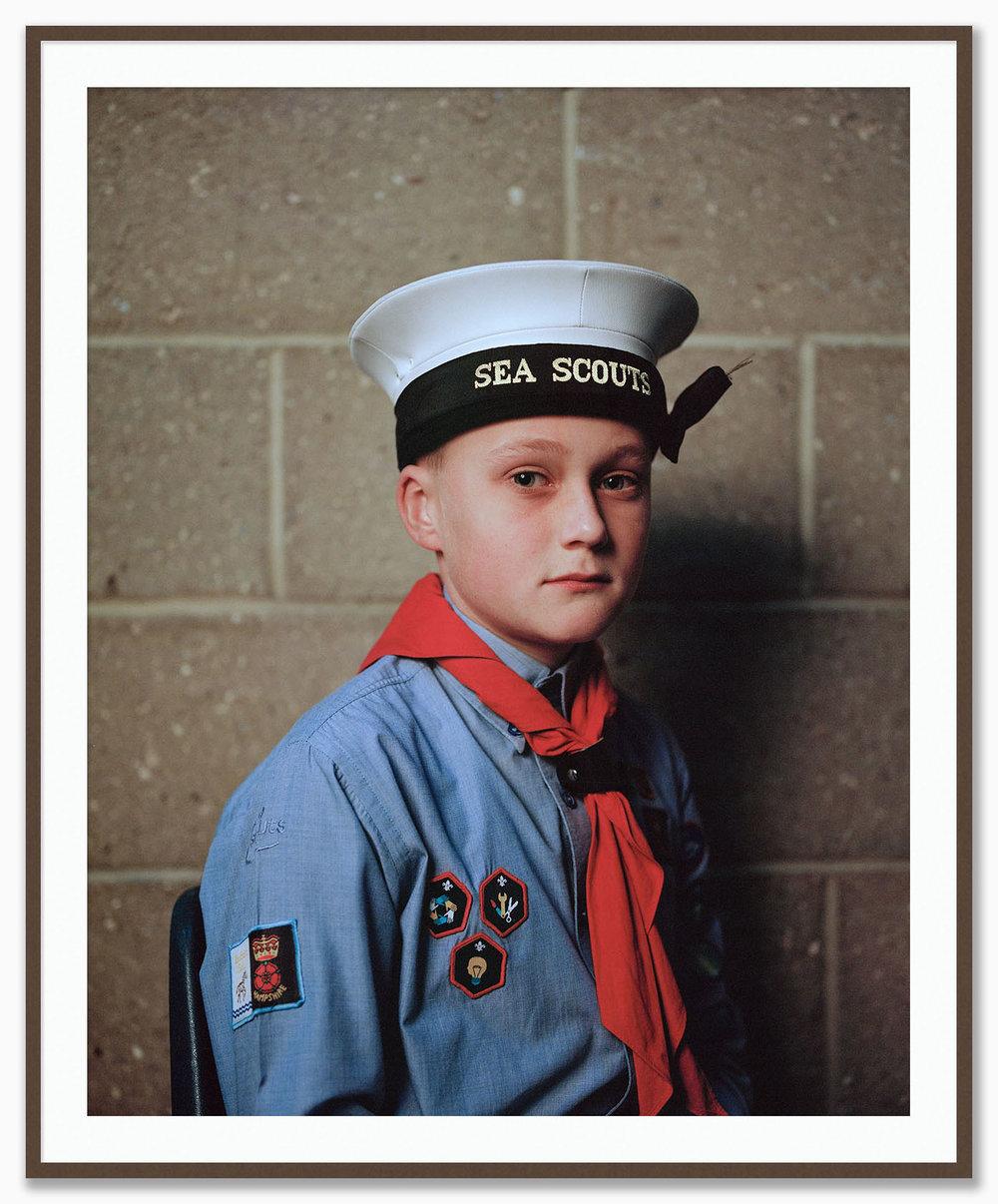 Untitled II. Sea Scout. England. Izzy de Wattripont _Mat_Walnut.jpg