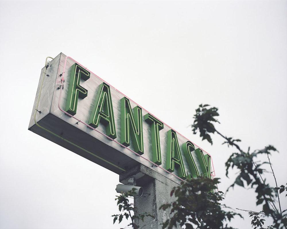 "Fantasy  | 28""x35"""