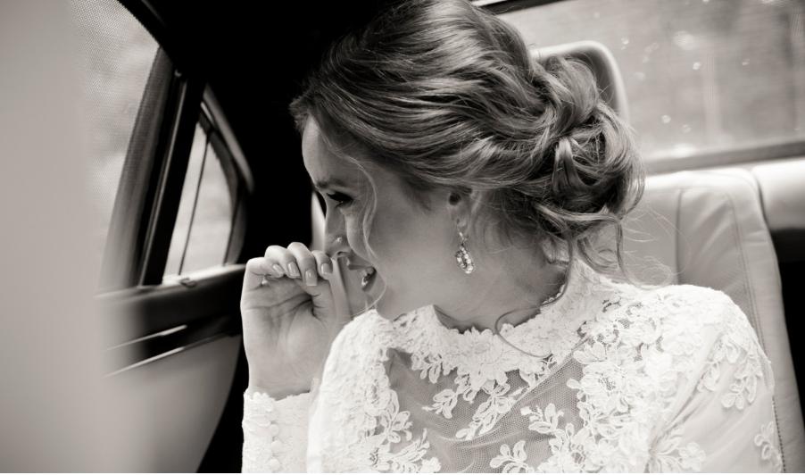 Brudekjolevisning
