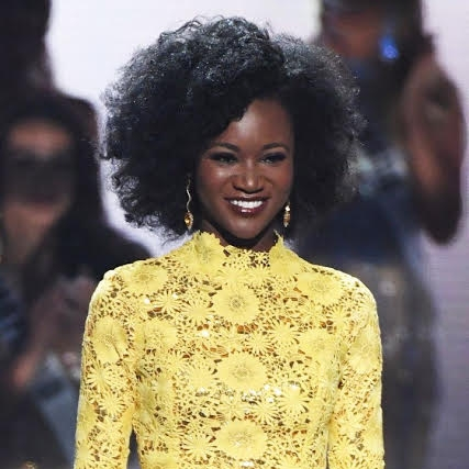 Deshauna Barber - Miss USA 2016