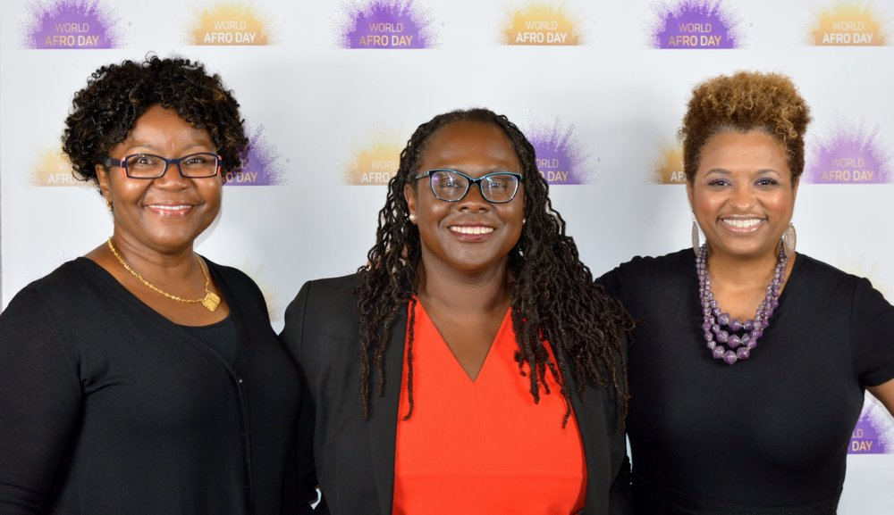 US Berkley Professor Angela Onwuachi-Willig, Duke Professor Trina Jones and Iowa Professor Wendy Greene.
