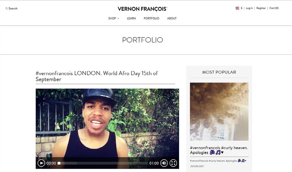 Vernon Francois -