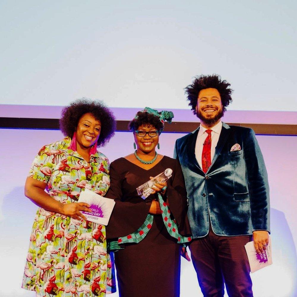 Social Impact Award 2018: Lekia Lee -