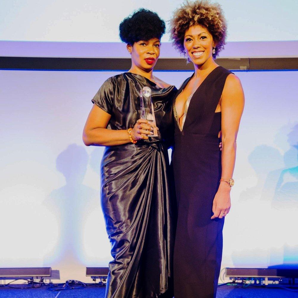 Afro Pioneer Award 2018: Anastasia Chikezie -