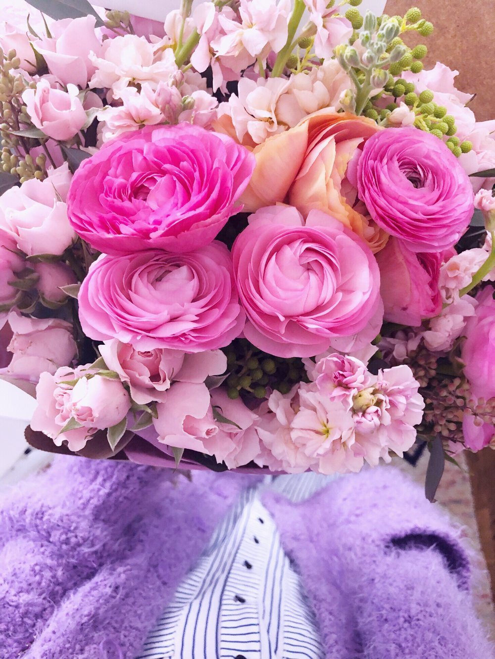 Valentine fancytreehouse are these not the most beautiful flowers ever i havent stopped saying how much i love them a good man will get you ranunculus thats what i say izmirmasajfo