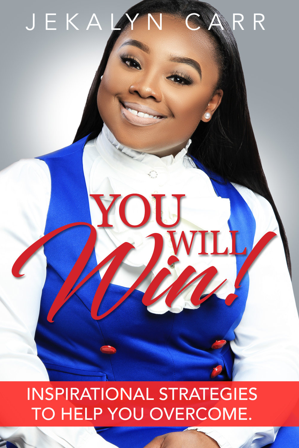 Amazon Bestseller! - Jekalyn believes that you should live your life as a blessed person. She loves to see people living out their dreams. You Will Win! encourages you to create that opportunity in your life. The message pushes you above your circumstances and helps you overcome. You were created to be above the things of this world and not underneath them. You Will Win! is a reminder that your words have the power to create and you must use them to speak the happiness and joy that you want in your life. Your winning season is not related to the natural seasons of spring, winter, summer or fall, but to a lifetime of peace and joy. Remember, you will win!
