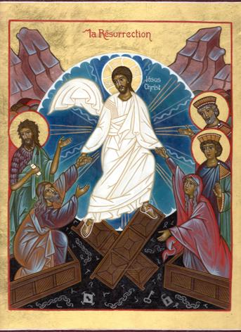 Pâques Résurrection