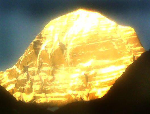Mont sacré Kailash