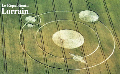 crop circle france  juin 2017 virginie lascension
