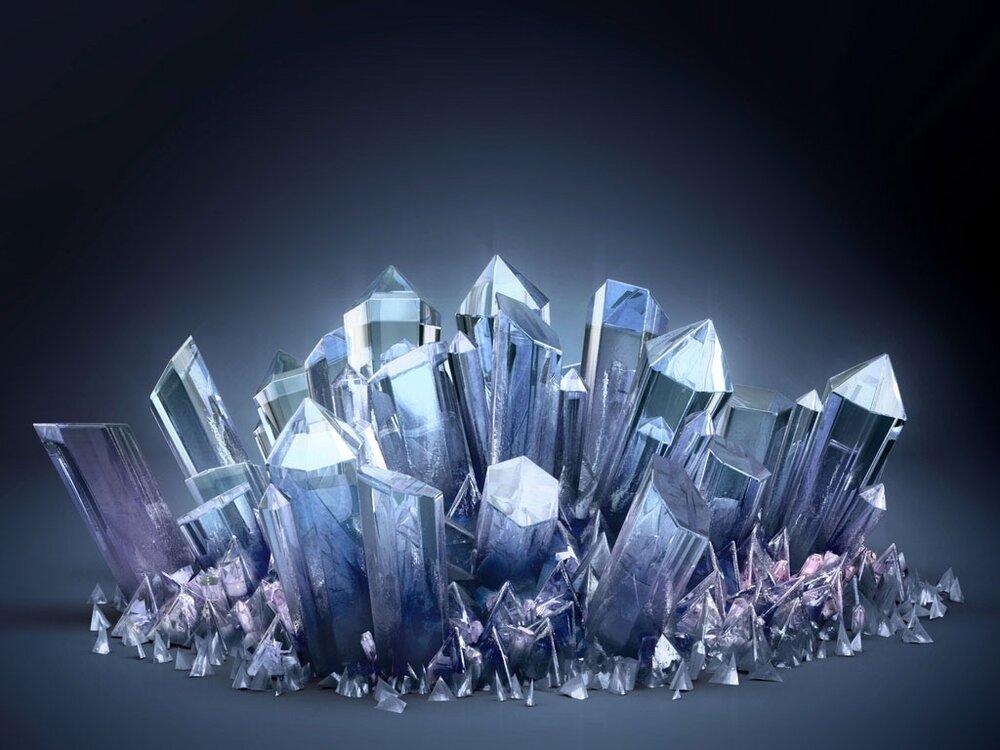 Activation cristalline