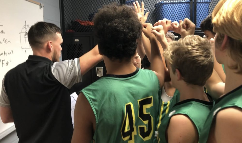 Freshmen Game #1 @ Silverton 2018-19