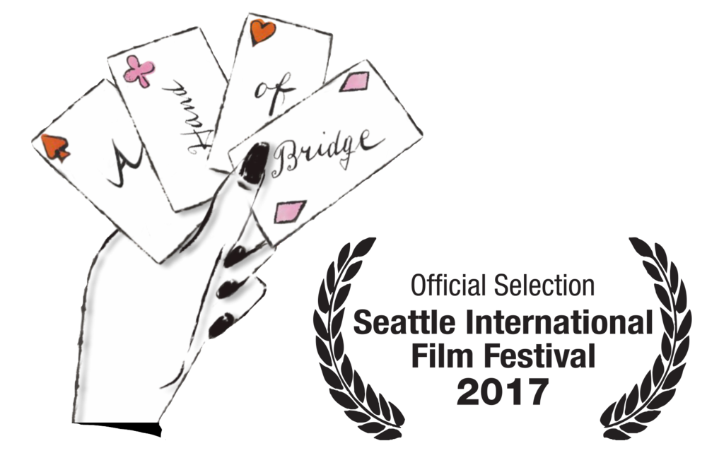 A Hand of Bridge  had its World Premiere at the prestigious Seattle international Film Festival, which ran from May 18- June 11, 2017.  the screenings were paired with the feature film  Paris Opera , and took place on June 3 at 3:00pm at the SIFF Cinema Uptown, 511 Queen Anne Ave N, Seattle, and on June 5 at 6:45pm.