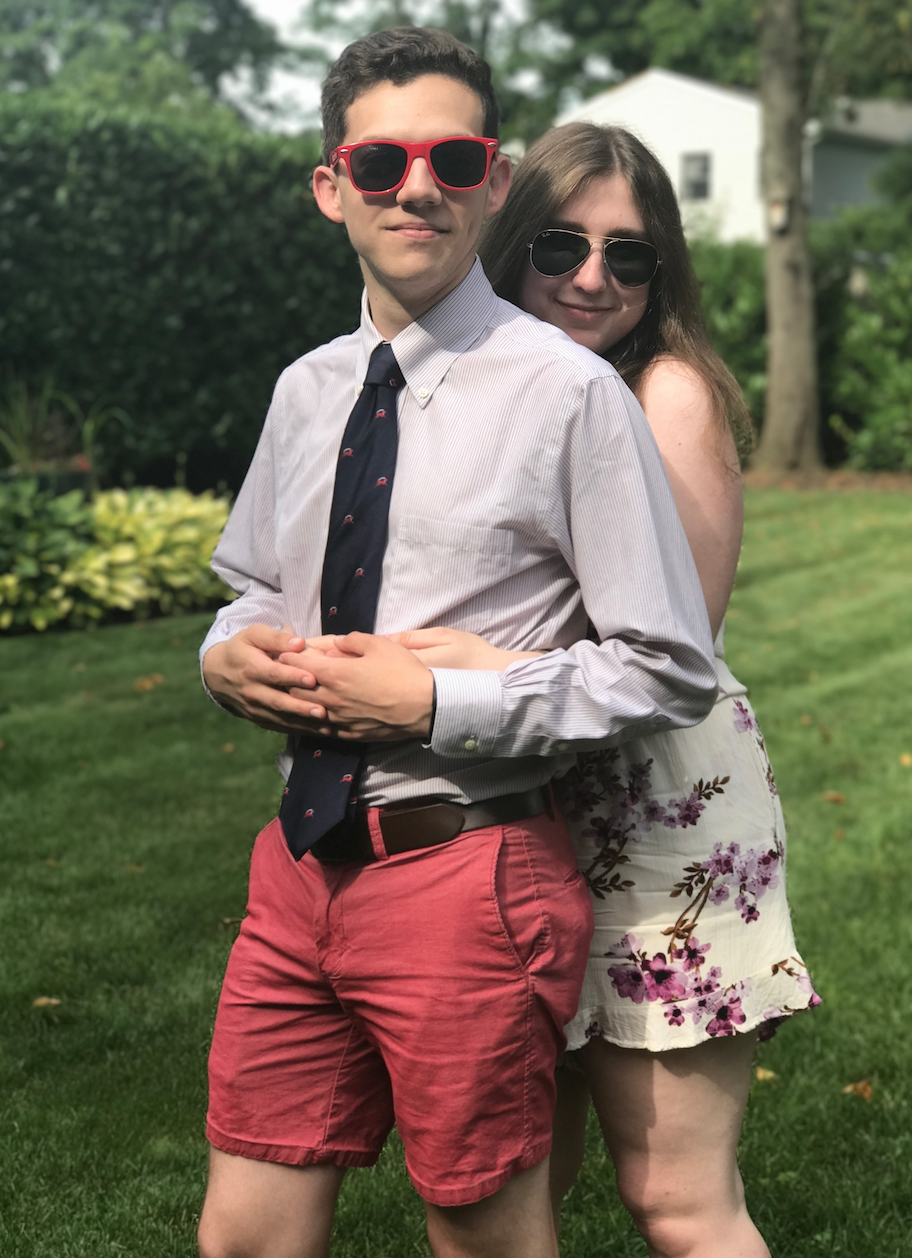 Andrew and Emilia