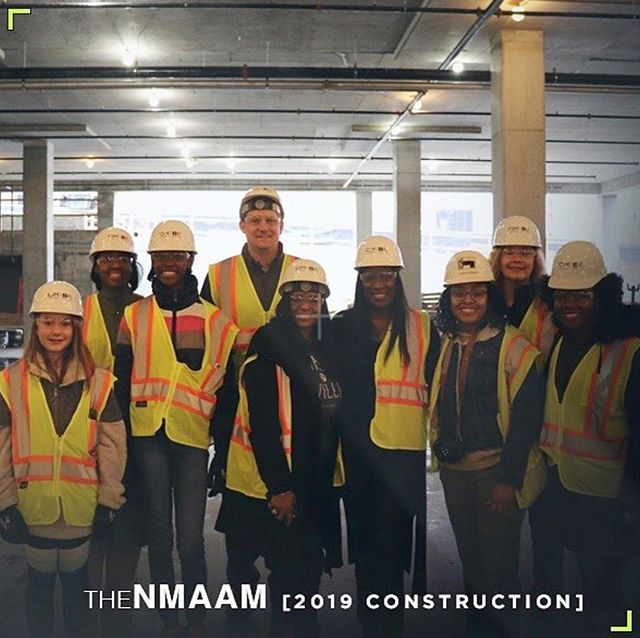 """Thanks to all of the contractors and everyone involved in the building of @thenmaam. We are elated with the progress. Fifth+B continues to take shape, with multiple levels of retail space adjacent to the museum. What an amazing start to 2019!"" - @thenmaam 🎸🎶⭐️ #thenmaam #fifthandb #nashville #progress • . . . . . #nashvilletn #musichistory #musiclovers #africanamericanhistory #musicgenius #africanamericanmusic #downtownnashville #musiccity #legends #musiclegends #museum #nashvillescene #culture #2019 #museumofmusic #music #nashvillelandmarks #nashvillearchitecture #visitnashville #comingsoon #onenationunderagroove"