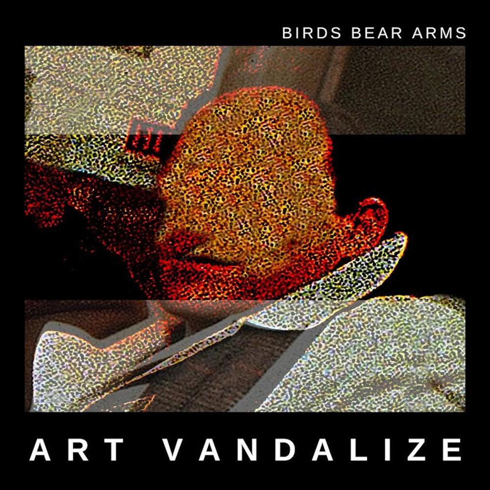 14. Birds Bear Arms  - Art Vandalize (Edmonton)