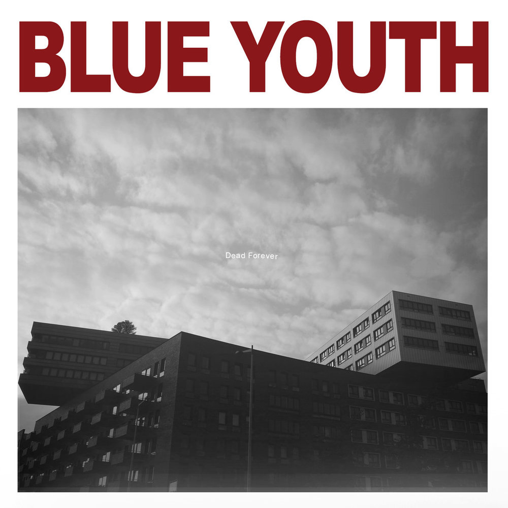 Blue Youth - Dead Forever  Artwork by Michael Dawson