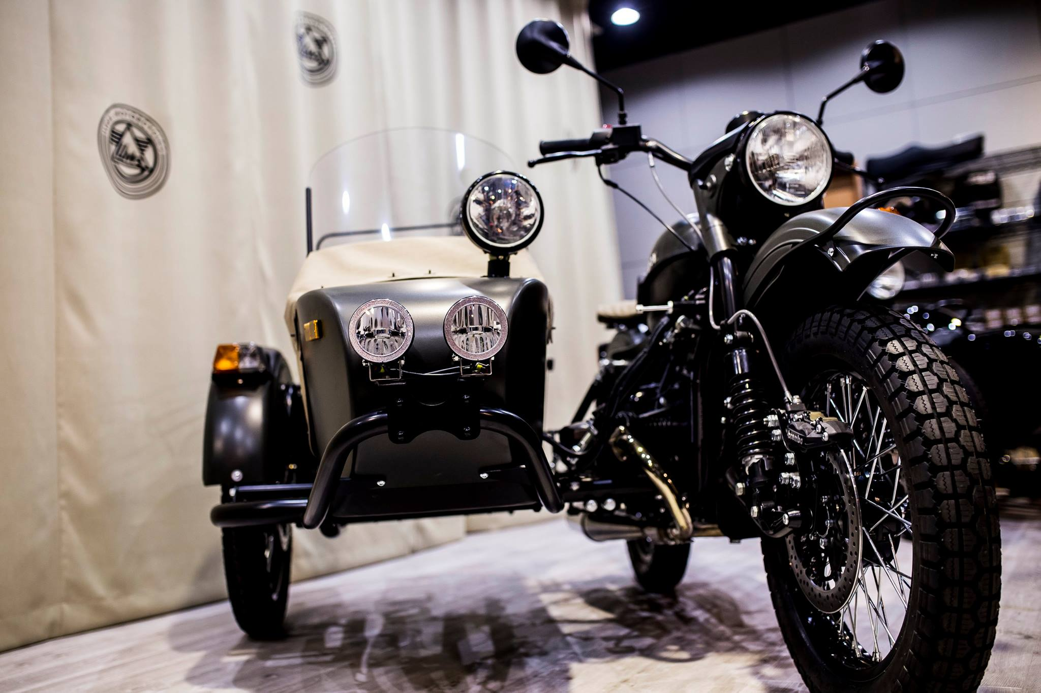 Ural Sportsman - Japan Showroom