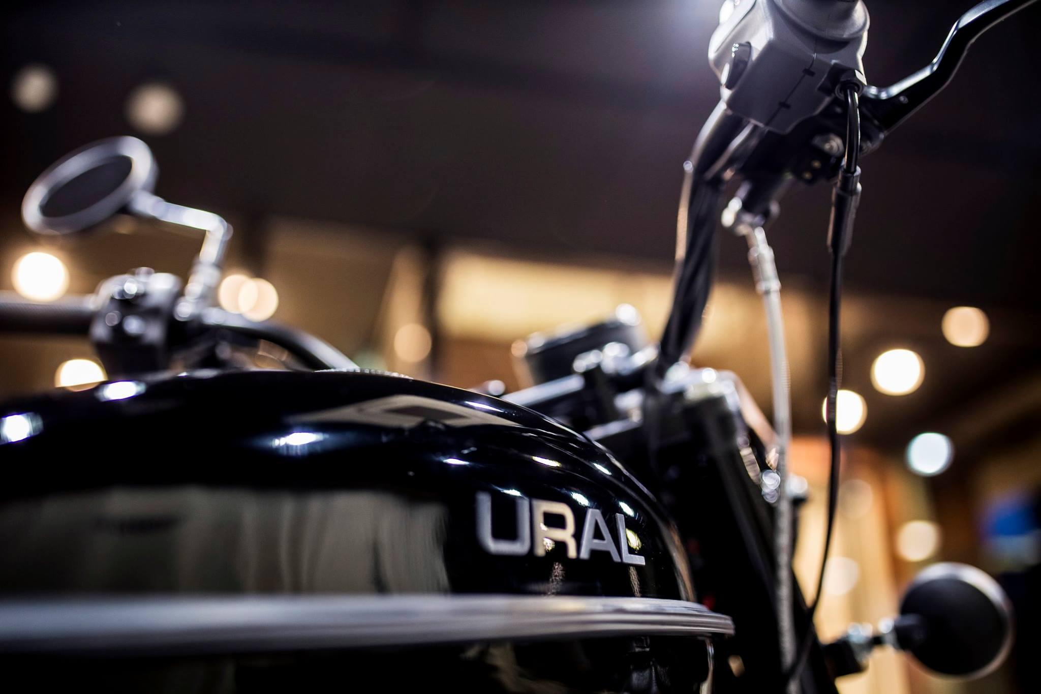 Ural Detail - Osaka Showroom