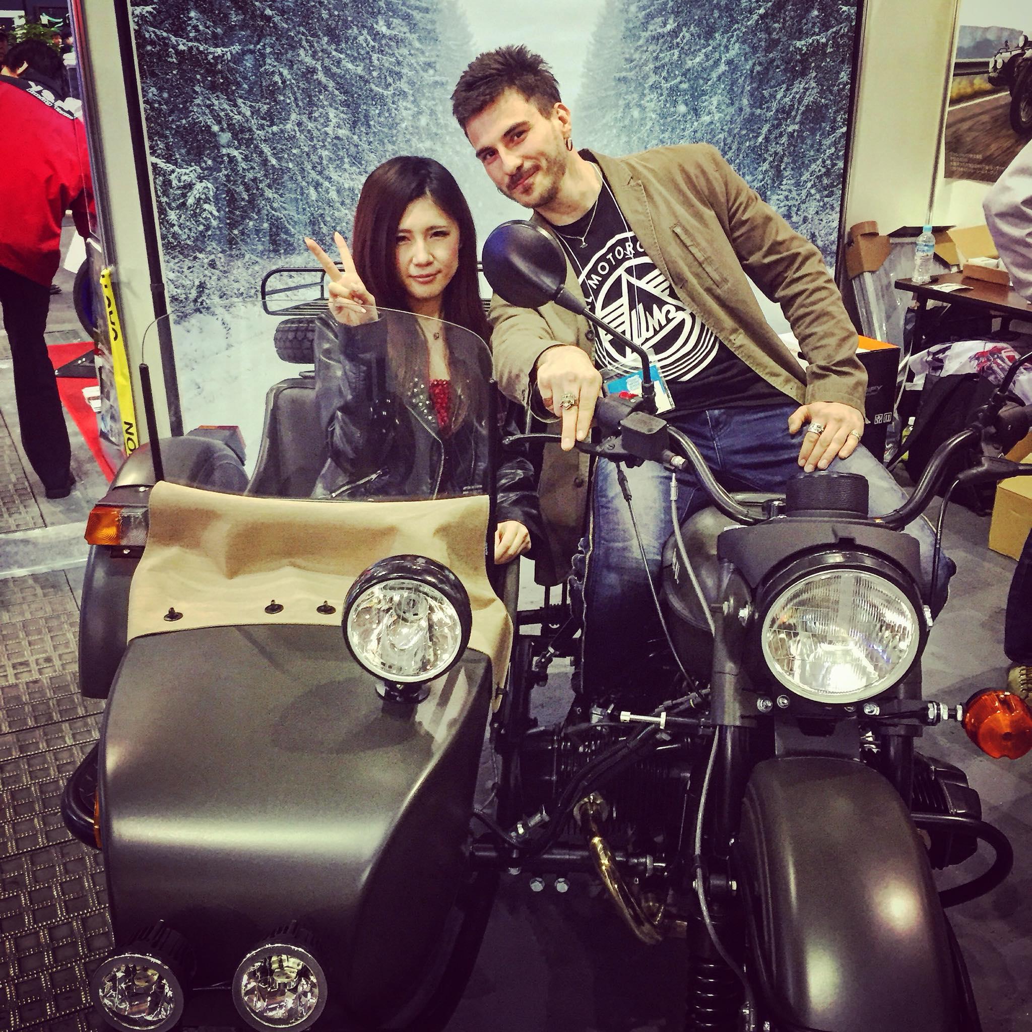 Hello Japan! — Ural Motorcycles