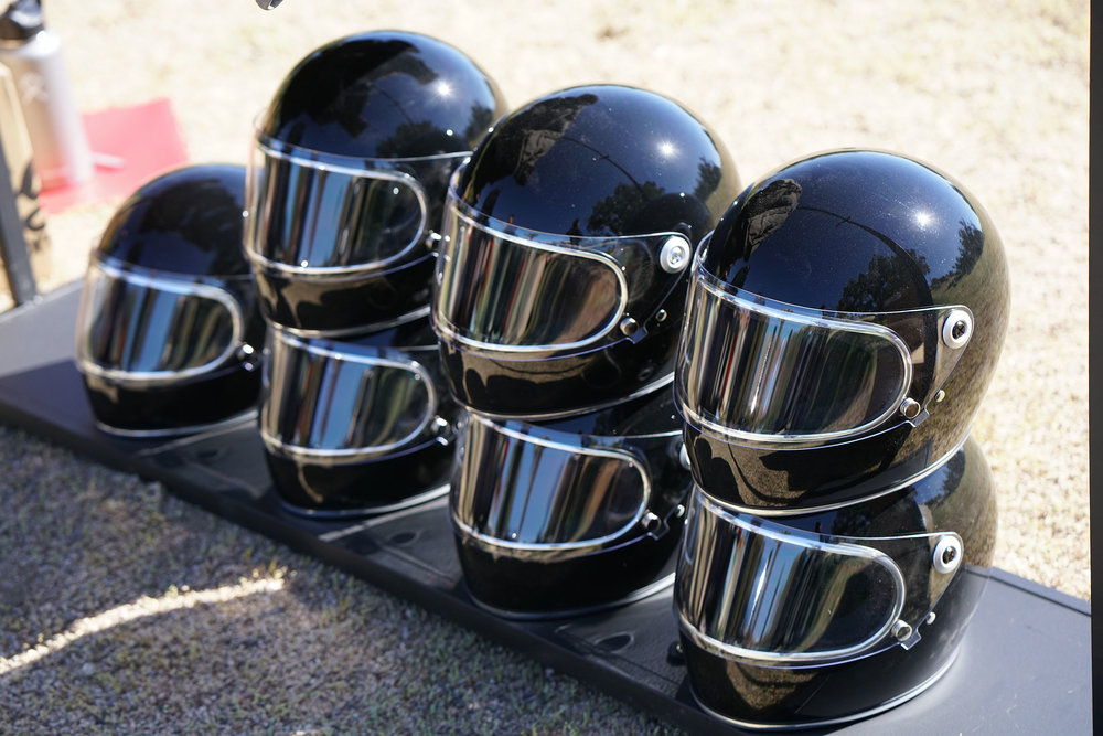 Special thanks to Biltwell for keeping our riders ready with the new Gringo S.