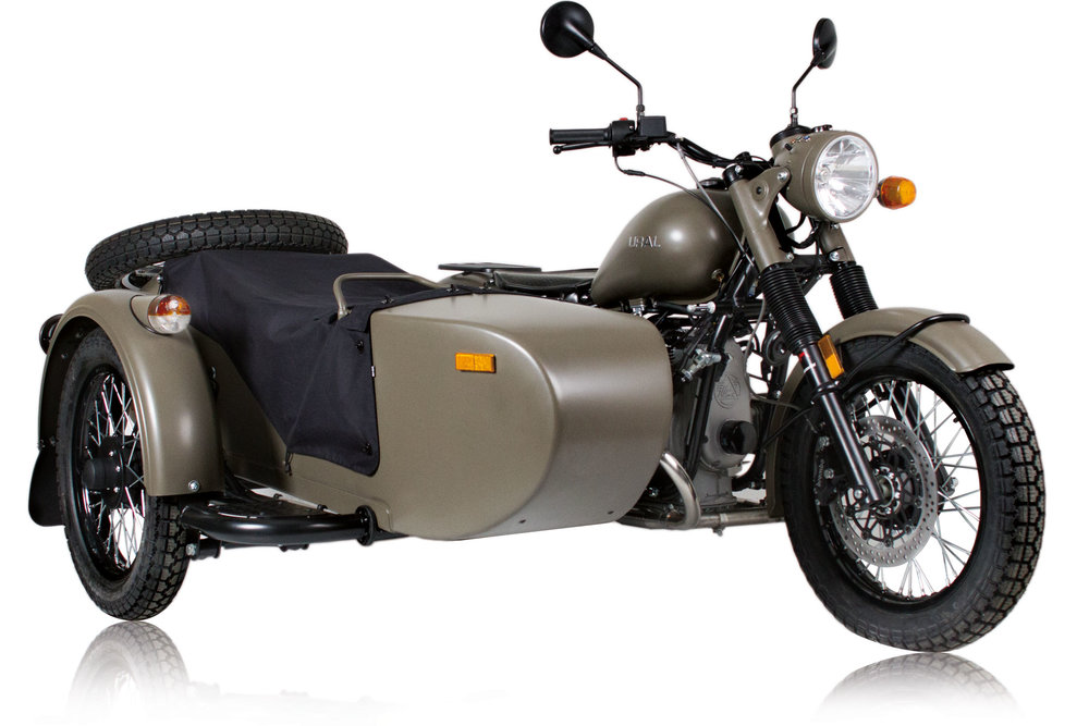 M70 Farewell — Ural Motorcycles