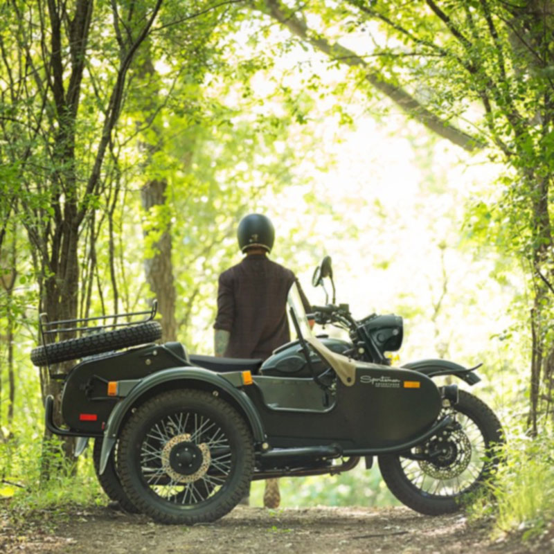 Ural Gear-Up Sportsman