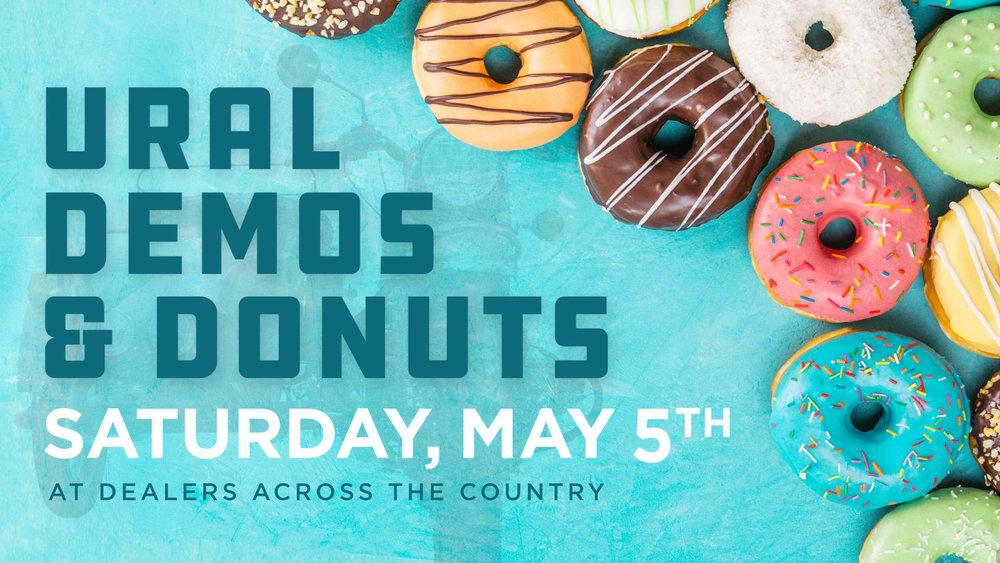 Ural Demos & Donuts