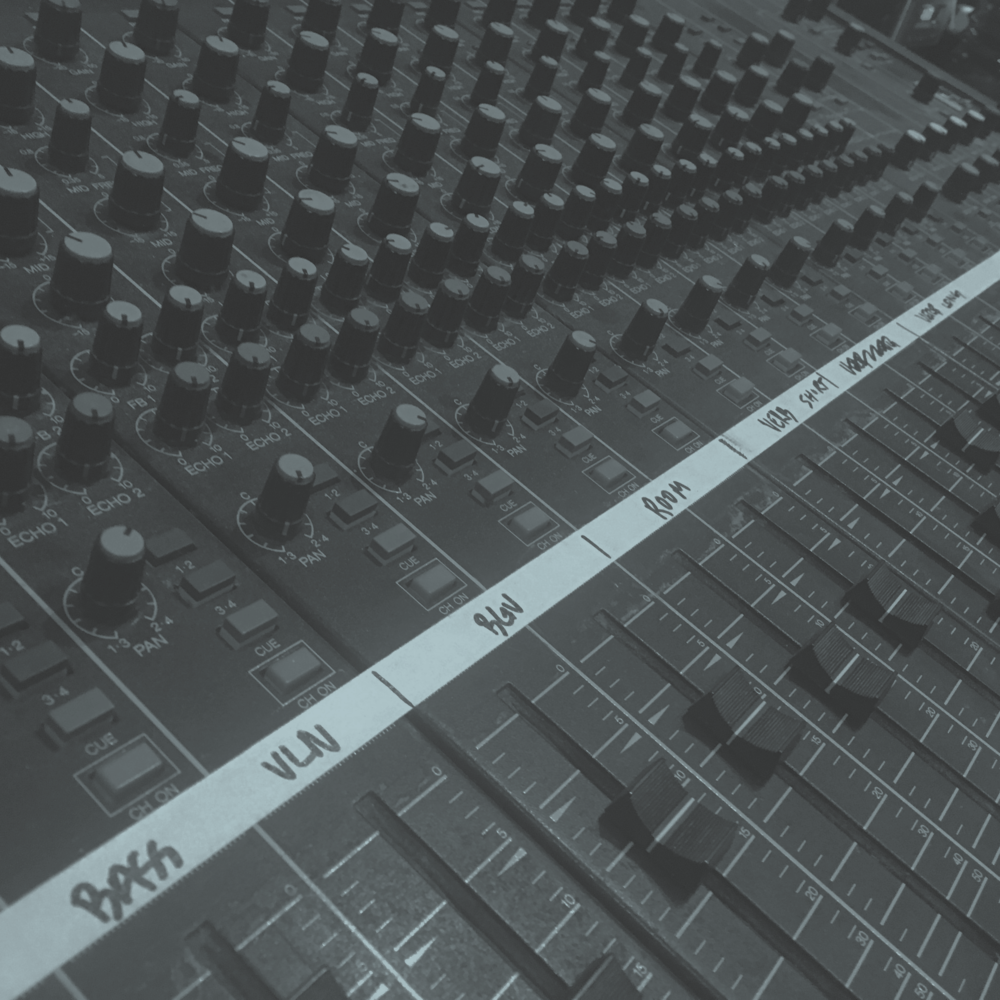 Multi-Track Recording and Mixing -