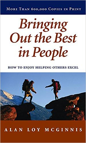 Bringing Out the Best in People  by Alan McGinnis