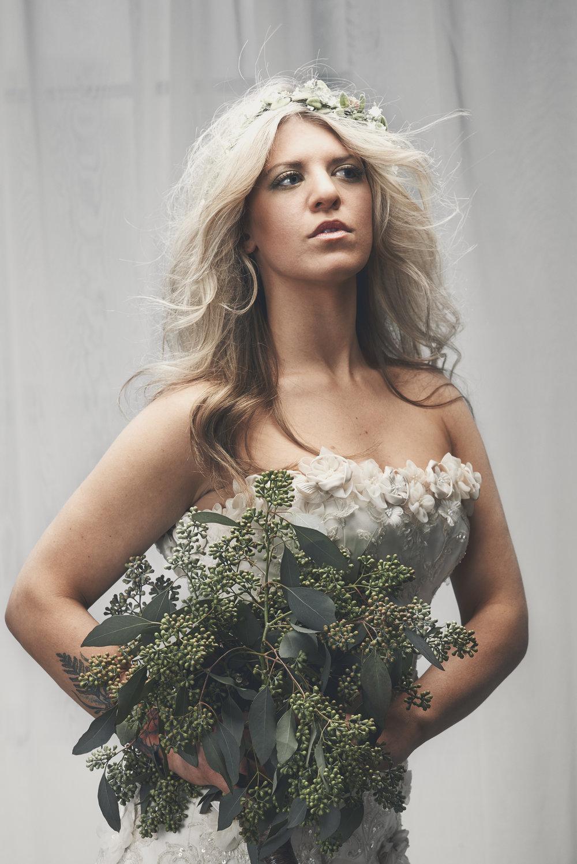 New Hampshire Fashion Bride Photoshoot