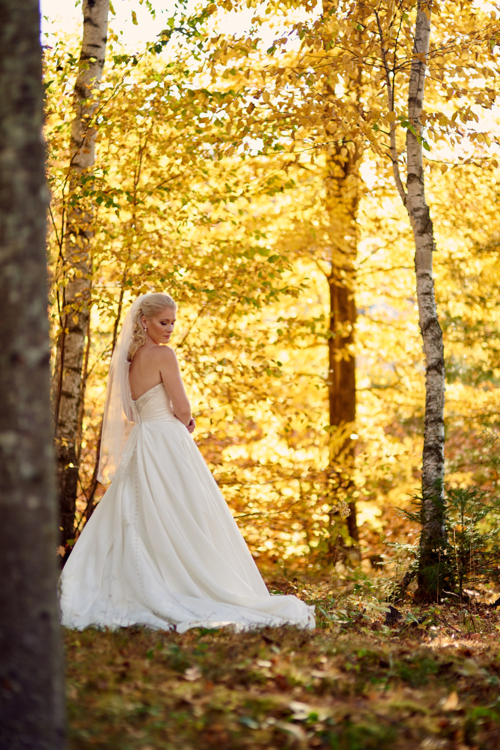 Melissa and Jonathan's White Mountain wedding at Attitash Grand Summit Resort in Barlett, New Hampshire