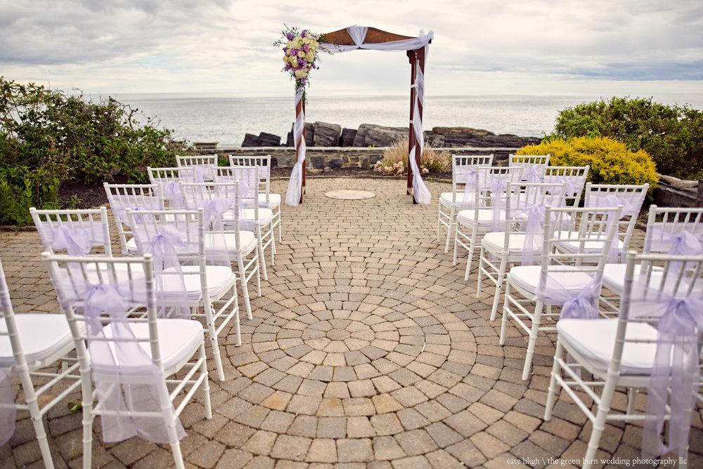 Maine coast wedding Cape Elizabeth