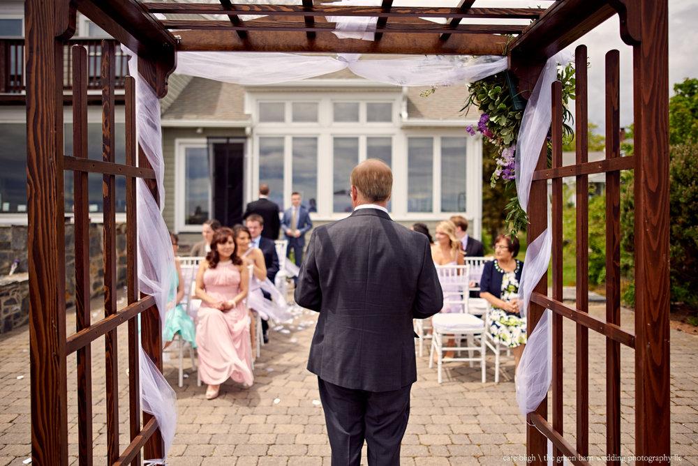 Cape Elizabeth Maine destination wedding inspiration
