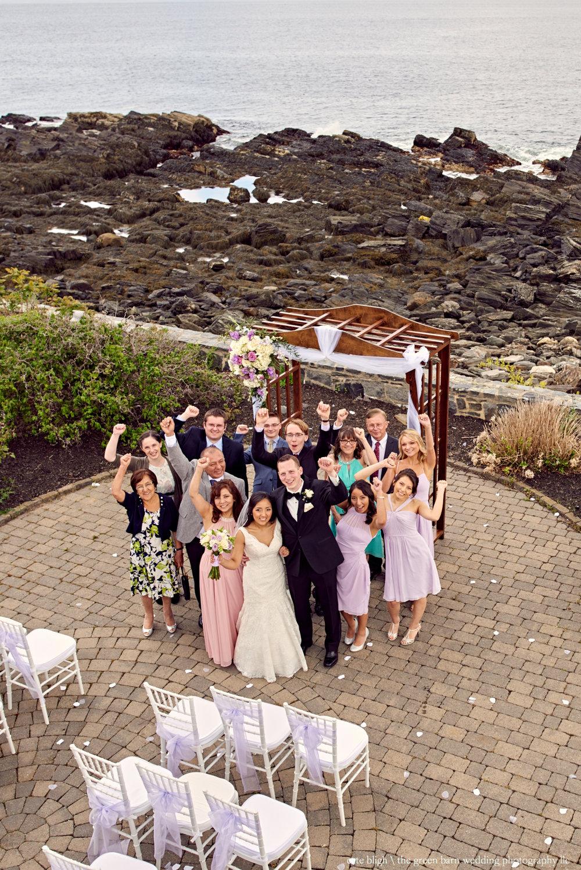 Bridal Party Photos near Portland, ME