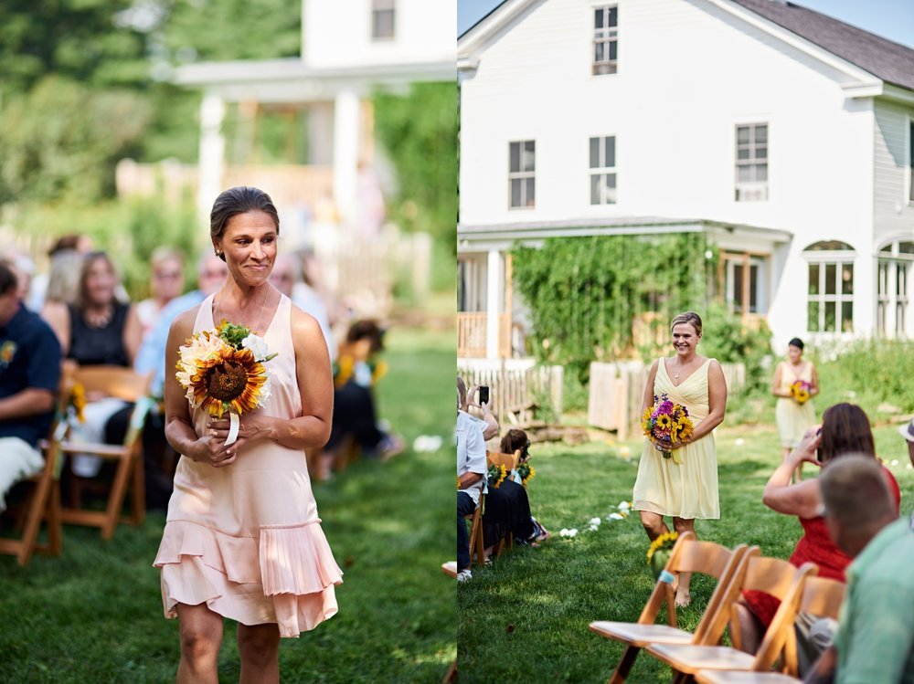Wendy and Nathan's Wedding at Golden Well Farm, New Haven, Vermont