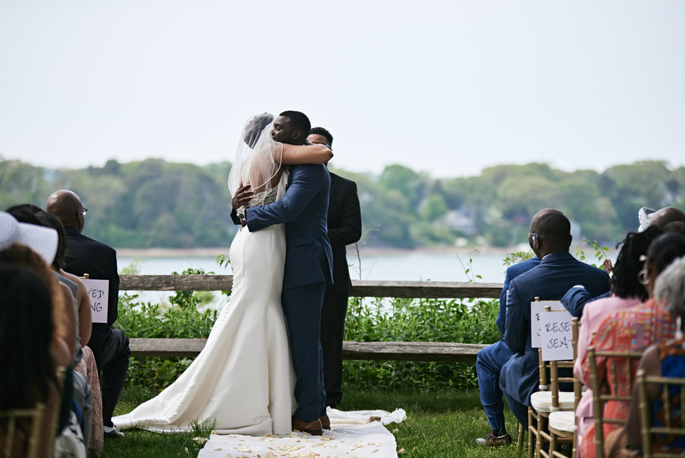 Photography by Cate Bligh - Martha's Vineyard Dream Destination Wedding at Sailing Camp Park in Oak Bluffs, MA