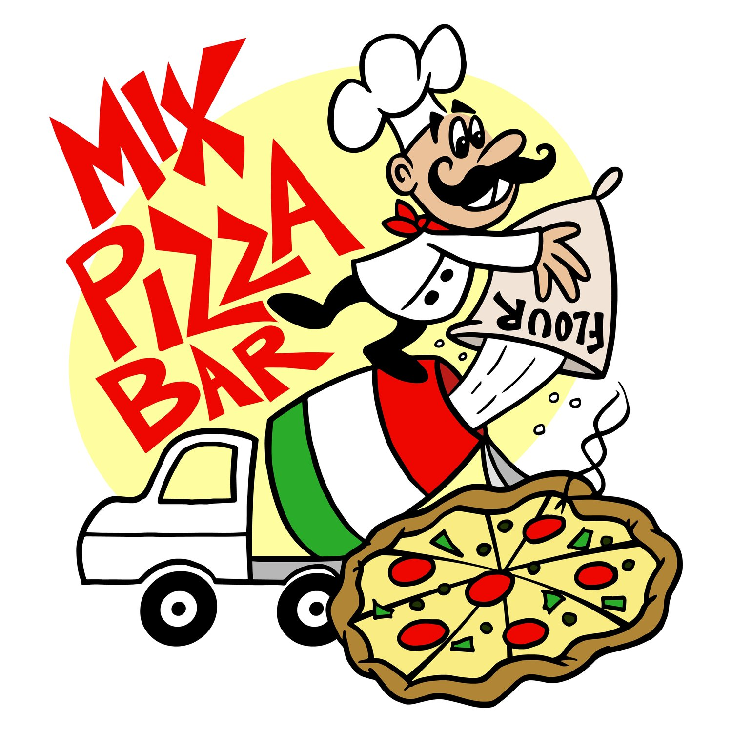 Mix Pizza Bar