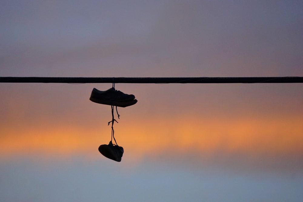 Shoe Talk