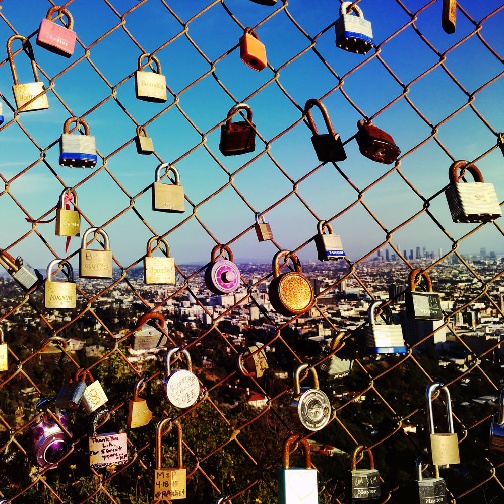 Love Locks LA