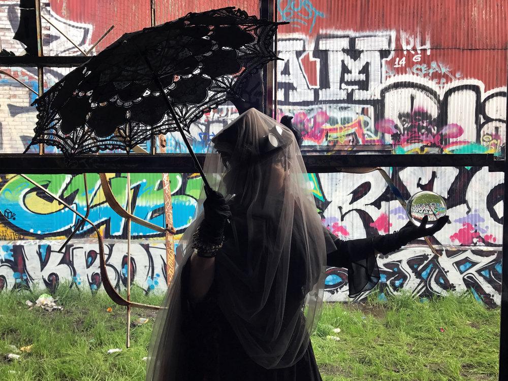 Umbrella Belle