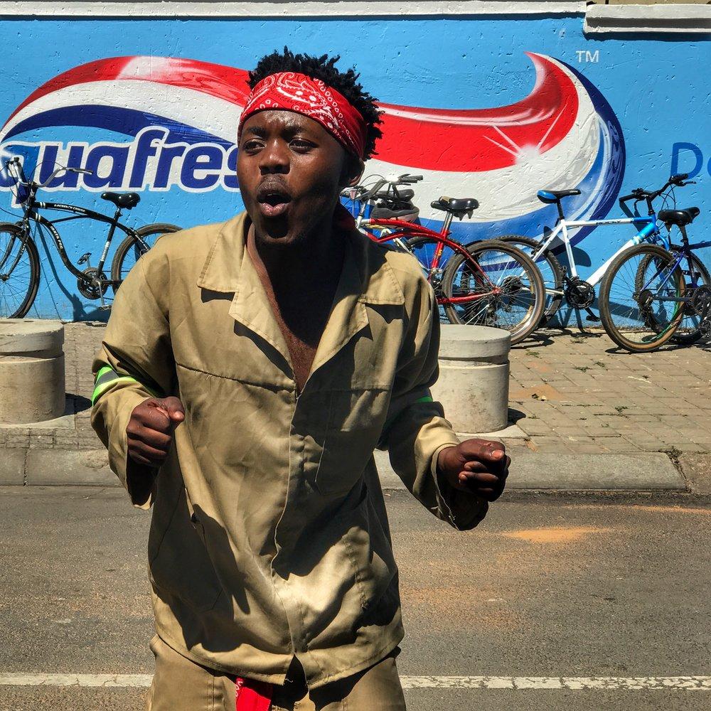 Soweto Jive