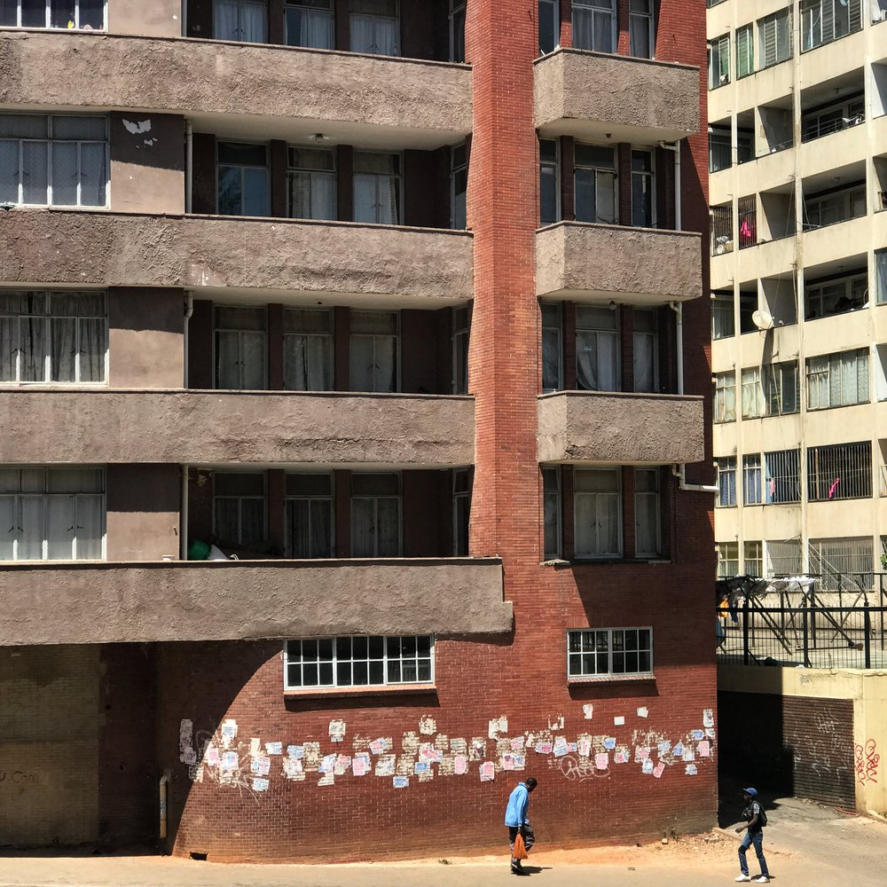 High Noon in Hillbrow