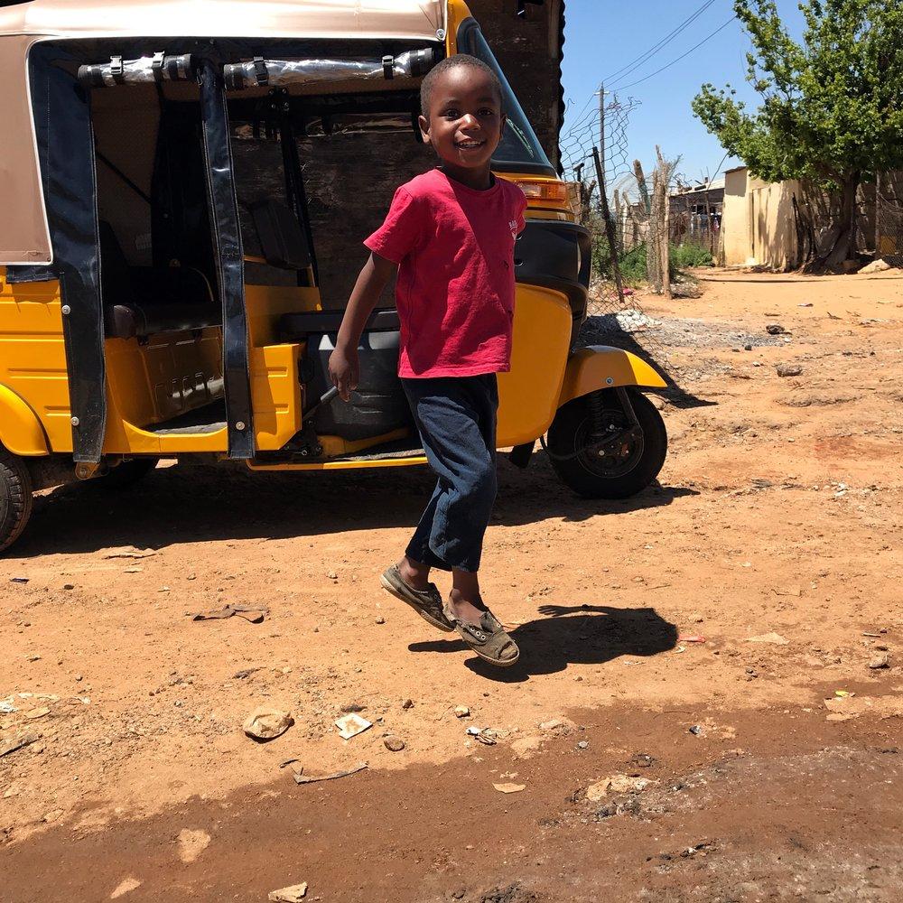 Soweto Jump